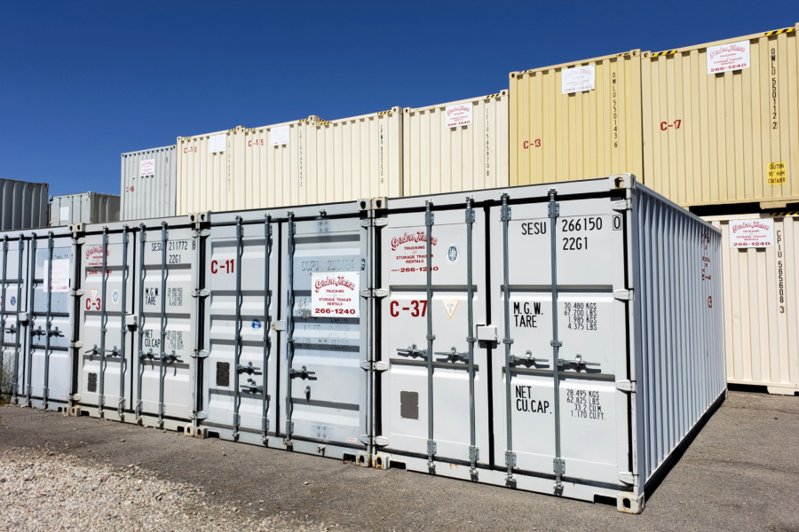 Affordable On-Site Storage In Salt Lake City