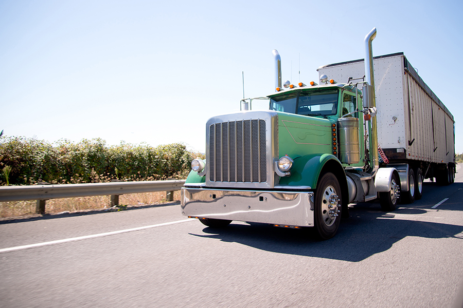Commercial Trucking Service in Salt Lake City