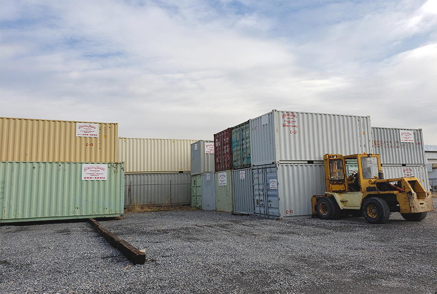 Shipping Containers and Storage