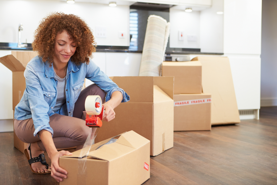 Tips and Tricks for Moving